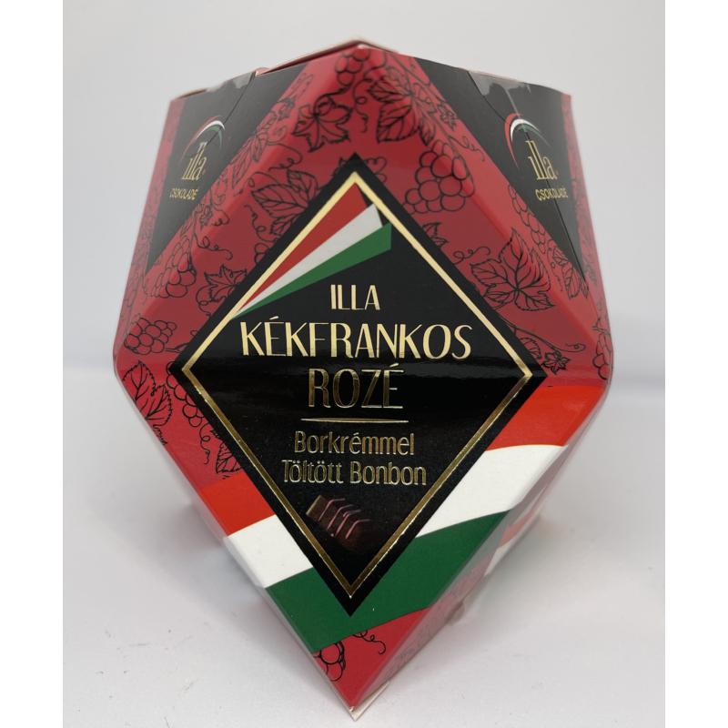 Kékfrankos Rozé borkrémmel Töltött Bonbon