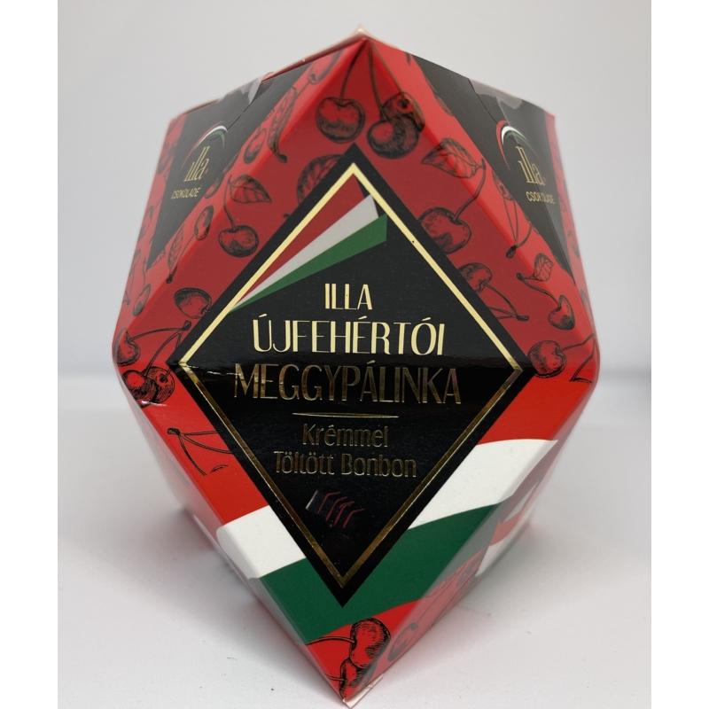 Újfehértói Meggypálinka Krémmel Töltött Bonbon